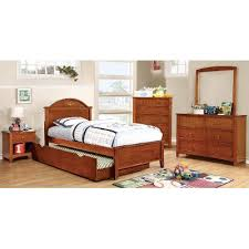 Oak Platform Bed Oak Classic Platform Bed Rc Willey Furniture Store