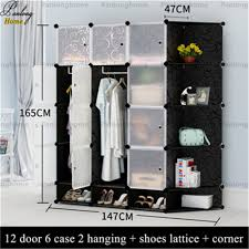 Bedroom Wardrobe Closet Compare Prices On Plastic Wardrobe Cabinet Online Shopping Buy
