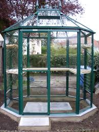 Greenhouse 6x8 Robinsons Renaissance Octagonal Greenhouse 5ft7 X 7ft7 Green