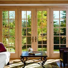 Pella Patio Doors Architect Series Hinged Patio Door Pella