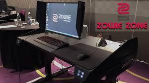 All In One Computer Desk เป ดต ว Zowie Zone ท ส ดของ All In One Pc Gaming ครบวงจรการใช งาน