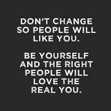 quote prepossessing best 25 quotes about being yourself ideas