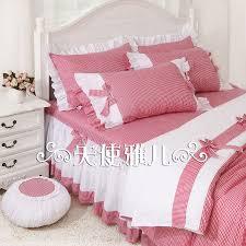 copriletti romantici creazioni con stoffa idee di copriletto