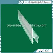 Plastic Shower Door Seal Glass Door Seal Weather Sealing Magnetic Shower Door Seal