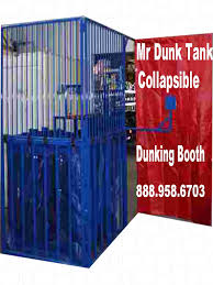 dunk tank for sale dunk tank set up mr dunk tank collapsible dunking