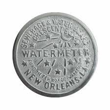 new orleans water meter jewelry new orleans water meter car coaster