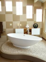 Free Standing Contemporary Bathtub Freestanding Bath