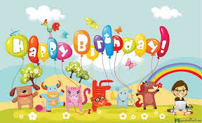 free ecard birthday card invitation sles happy birthday ecard free zoo animals