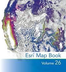 Book Map Latest Esri Map Book Illustrates Broad Range Of Gis Capabilities