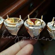 ring cincin alpaka jual size 8 only ikat cincin tanam alpaka ring emban