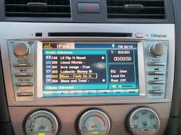 2007 toyota camry aftermarket parts 2007 camry aftermarket headunit with pics toyota nation