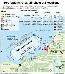 Seatac Map Seafair Weekend Brings The Roar Of Hydroplanes Blue Angels Fleet