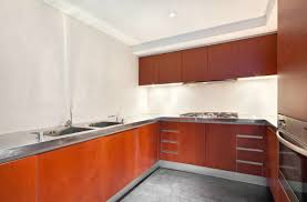 Deep Kitchen Sink Kitchen Entrancing L Shape Kitchen Decoration Using White Led
