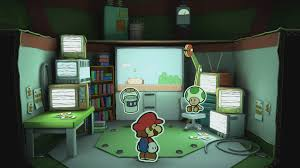 green energy plant u2013 paper mario color splash walkthrough u2013 mario