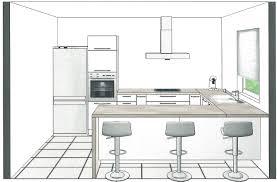 plan cuisine 11m2 plan cuisine 11m2