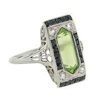 116 best amazing gorgeous vintage rings images on pinterest