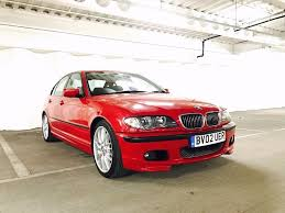 bmw 325i m sport manual 2002 imola red e46 face lift 126k miles