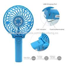 hand held battery fan china personal summer rechargeable battery fan air cooler