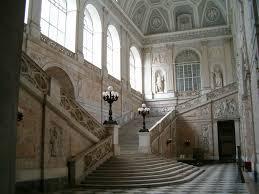 le grand escalier d u0027honneur voulu par charles iii de bourbon sur