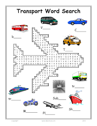 transportation word puzzles images reverse search