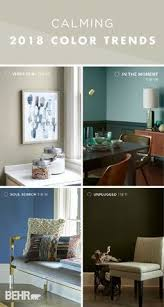 home interior paint color combinations 81 best behr 2017 color trends images on color trends