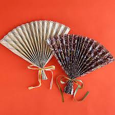 how to make a fan out of paper paper crafts for kids