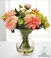 ranunculus bouquet dahlia ranunculus bouquet in glass vase royal fleur florist