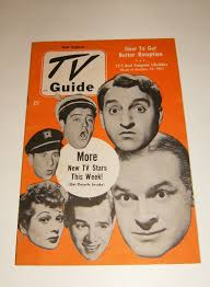 lucille ball love lucy pre national tv guide from the week lucy