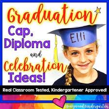 kindergarten graduation caps kindergarten graduation cap diploma end of the year
