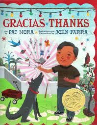 books for thanksgiving gracias thanks pat mora