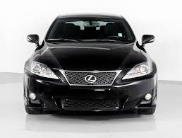 lexus sedan 2012 used 2012 lexus is 250 f sport sedan for sale in west palm fl