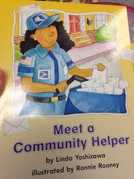 meet a community helper book from sort it apps