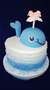 14 best baby shower cakes images on pinterest whale baby showers