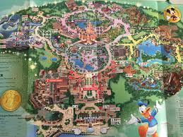 Disney Land Map Shanghai Disneyland Where Does It Rank Laughingplace Com