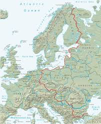 Where Is Poland Located On A World Map by What Is The Iron Curtain U2014 Justine Gosling
