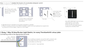 wiring diagram double two way light switch wiring diagram and