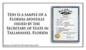 florida apostille apostille service by apostille net