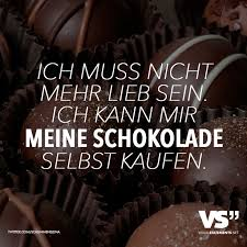 schokolade sprüche die besten 25 schokoladen zitate ideen auf lustige