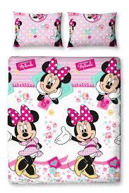 West Ham Double Duvet Cover Minnie Mouse Handmade Double Duvet Cover Set U2013 Characterlinens