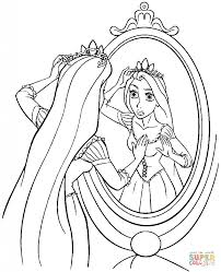 printable rapunzel coloring pages aecost net aecost net