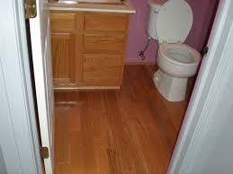 Wood Floor In Powder Room - low price remodeling