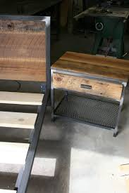best 25 industrial bed frame ideas on pinterest pipe bed