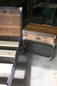 Bedroom Set Wood And Metal Best 25 Steel Frame Ideas On Pinterest Steel Frame House Steel