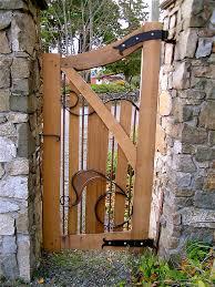 Garden Gate Garden Ideas Wooden Garden Gates Designs Home Outdoor Decoration