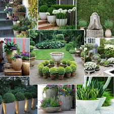 Potted Garden Ideas Potted Garden Design Ideas Tips Outdoortheme