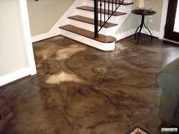 light stained concrete floors overland park concrete polishing concrete staining