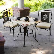 Square Bistro Chair Cushions Decor Tips Square Beige Bistro Chair Cushions For Interesting