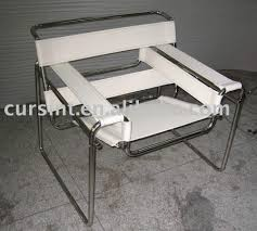 furniture cute wassily chair in gray for home furniture ideas