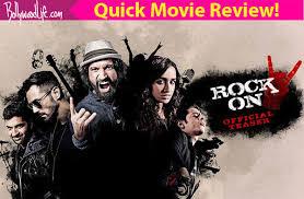 rock on 2 quick movie review farhan akhtar and shraddha kapoor u0027s