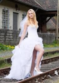 brautkleid vorne kurz hinten lang hochzeitskleid brautkleid vorne kurz hinten lang in bayern